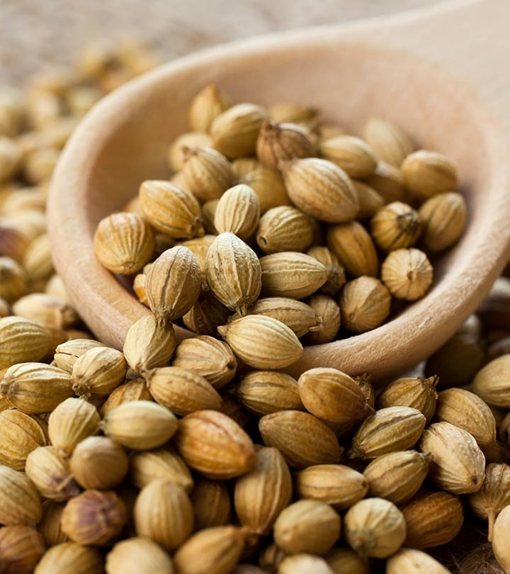 Commodity Outlook – Coriander Seed