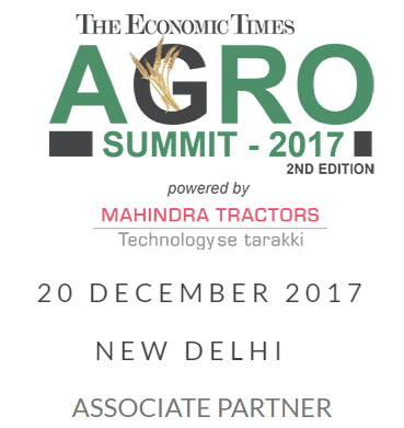 Agribazaar becomes an Associate Partner for Agro Summit - 2017: The Economic Times
