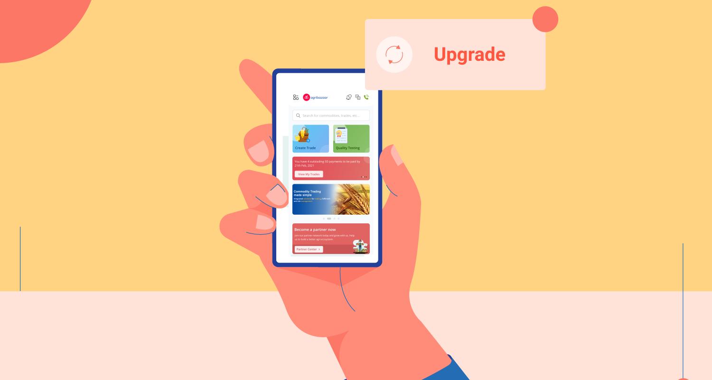 App-solute Upgrade of Agribazaar!